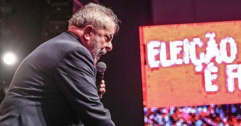 Lula. Foto: Roberto Stuckert