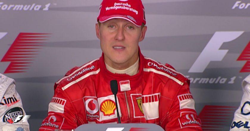 Michael Schumacher. Foto: Reprodução de Internet