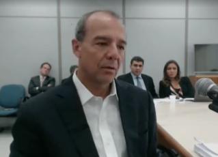 Sérgio Cabral. Foto: Reprodução de TV
