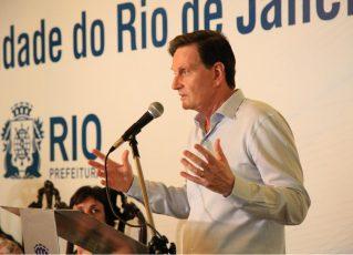 Prefeito Marcelo Crivella. Foto: Divulgação
