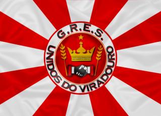 Bandeira da Viradouro. Foto: Divulgação