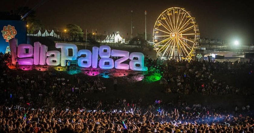 Lollapalooza. Foto: André Tambucci/Fotos Públicas