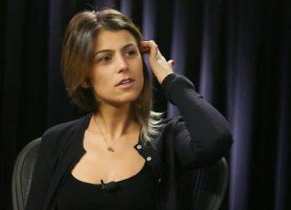 Manuela D'Ávila pré-candidata à presidência. Foto: PC do B