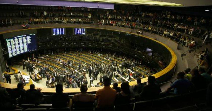 Câmara dos Deputados. Foto: Arquivo/Wilson Dias/Agência Brasil