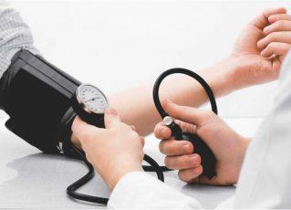 Hipertensão. Foto: Secretaria Municipal de Saúde (SMS)