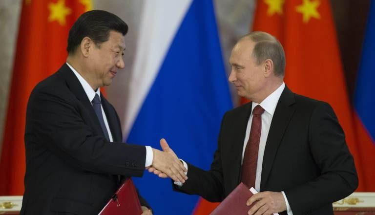 Xi Jinping e Vladimir Putin. Foto: Reprodução de Internet