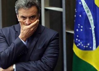 Aécio Neves. Foto: Reprodução