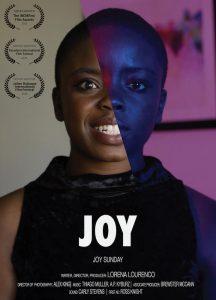 Joy. Foto: Divulgação