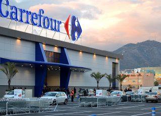 Loja do Carrefour. Foto: Divulgação