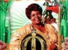 Dona Ivone Lara / Foto: adaptação de logo do enredo Império Serrano 2012