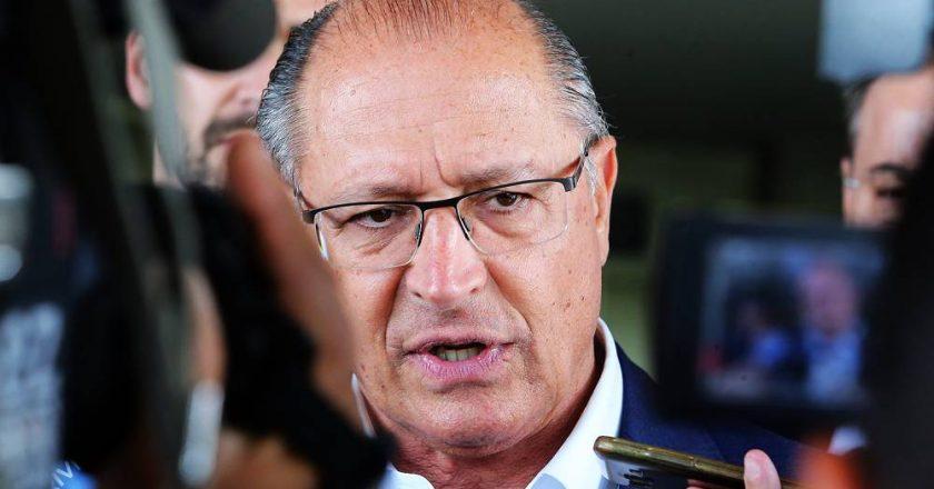 Geraldo Alckmin. Foto: Reprodução