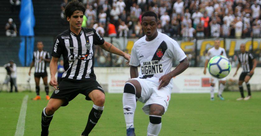 Vasco x Atlético-MG. Foto: Paulo Fernandes/Vasco