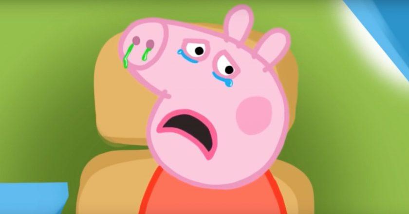 Peppa Pig. Foto: Reprodução de Internet