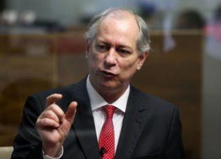 Ciro Gomes. Foto: Divulgação