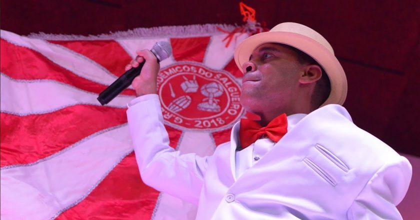 Emerson Dias. Foto: Reprodução/Youtube