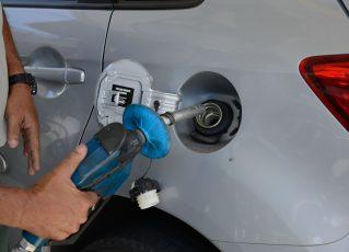 Posto de combustível. Foto Tomaz Silva/Agência Brasil