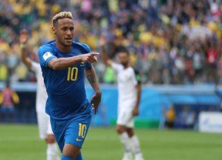 Neymar. Foto: CBF