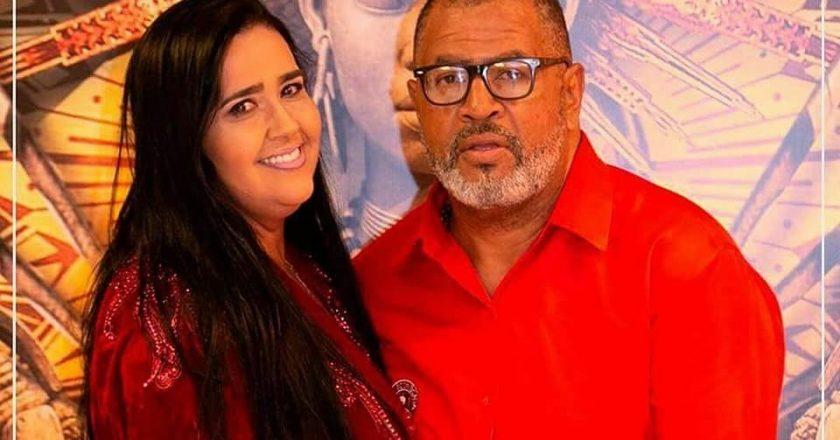 Regina Celi está afastada do Salgueiro e Jomar Casemiro assume a presidência interina. Foto: Reprodução