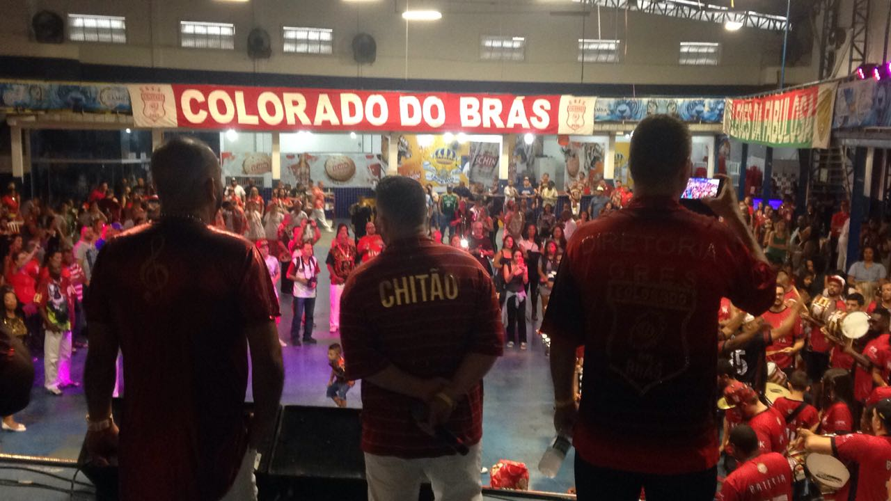 Final de samba-enredo na Colorado do Brás. Foto  SRzd - Cláudio L a21b2e6c12f3c