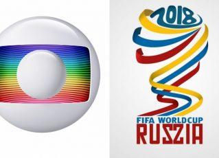 Copa do Mundo na programação da Rede Globo. Foto: Reprodução de Internet