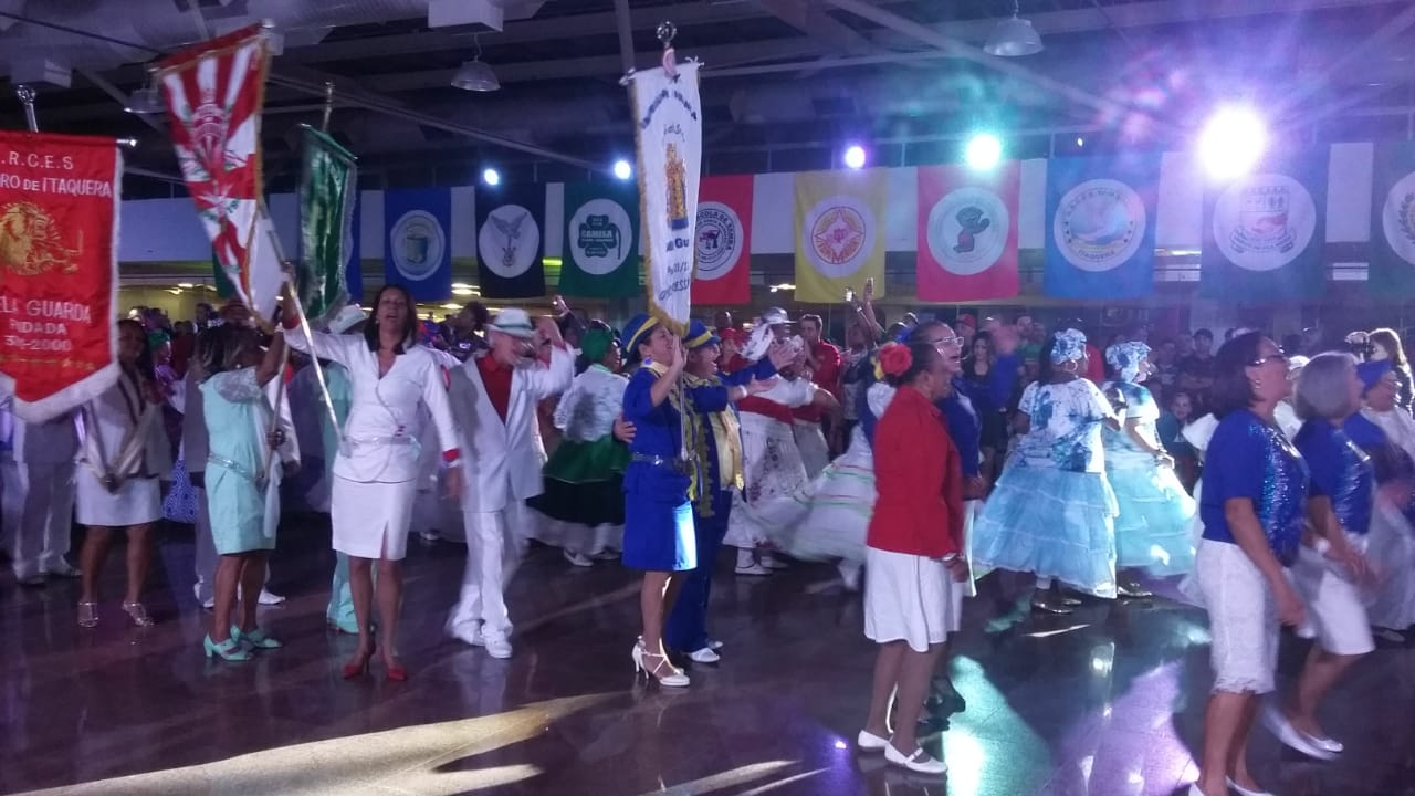 Sorteio da ordem de desfiles do Carnaval de São Paulo 2019. Foto: SRzd - Fabio Capeleti