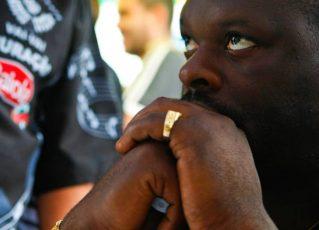 Darly Silva, o Neguitão. Foto: Reprodução