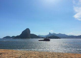 Baía de Guanabara. Foto: Reprodução