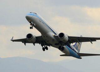 Avião da Embraer. Foto: Agência Brasil