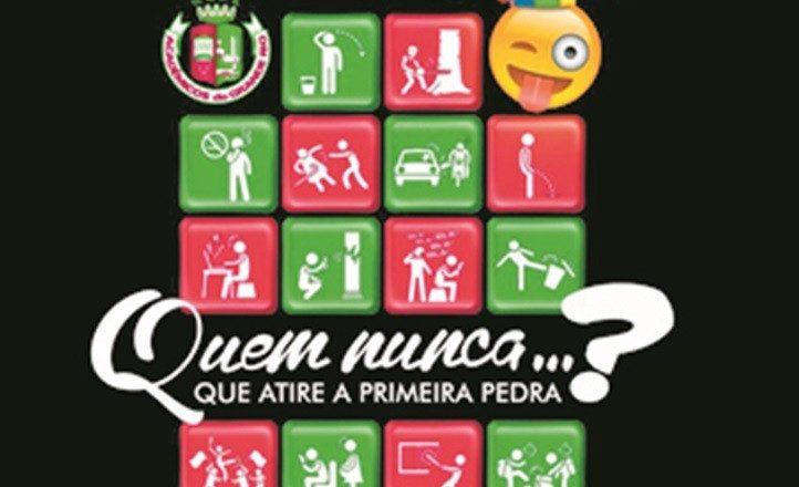 Logo do enredo da Grande Rio para o Carnaval 2019. Foto: Reprodução