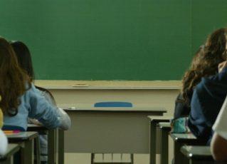 Sala de aula. Foto: Reprodução de Internet