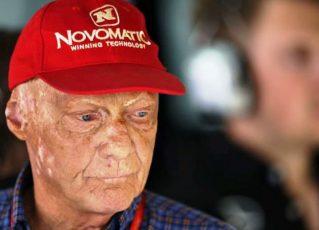 Niki Lauda. Foto: Divulgação