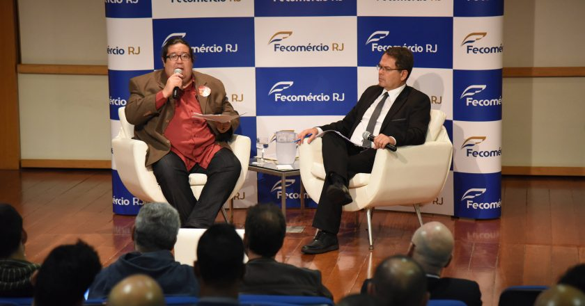 Tarcício Motta e Sidney Rezende. Foto: Alexandre Macieira