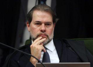 Dias Toffoli substituirá a ministra Cármen Lúcia na presidência do STF a partir de setembro. Foto: Nelson Jr./SCO/STF