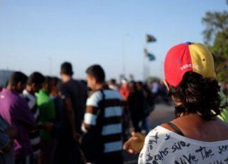 Roraima volta a pedir ao STF limite de entrada de venezuelanos. Foto: Agência Brasil