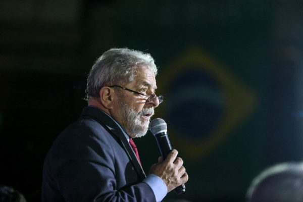 Lula. Foto: Paulo Pinto/Agência PT