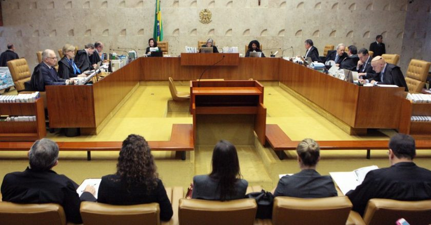 STF. Foto: Agência Brasil