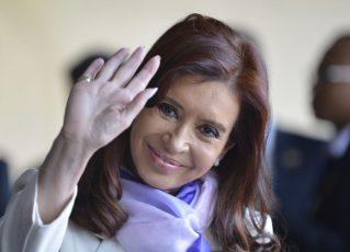 Cristina Kirchner. Foto: José Cruz/Agência Brasil