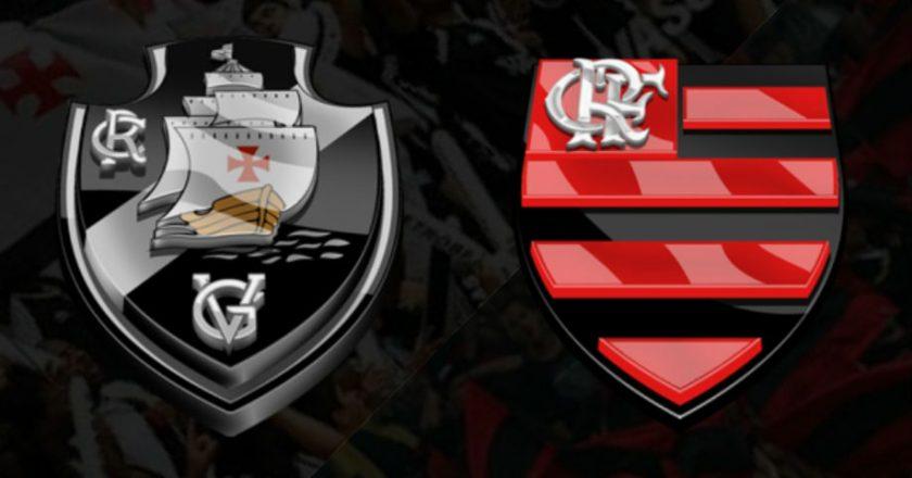 Vasco e Flamengo. Foto: Divulgação