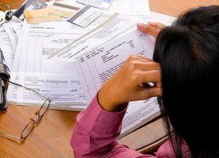 Brasileiros não pagam contas em dia. Foto: Reprodução de Internet