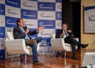 Eduardo Paes e Sidney Rezende. Foto: Divulgação