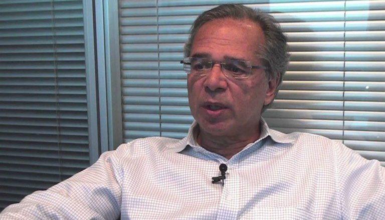 Paulo Guedes. Foto: Divulgação