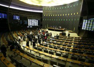 Plenário da Câmara dos Deputados - Marcelo Camargo/Arquivo Agência Brasil