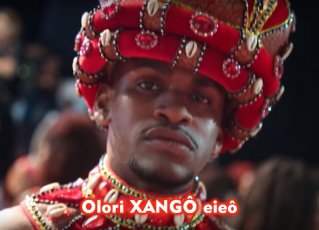 Captura do vídeo do samba-enredo do Salgueiro para 2019. Foto: Reprodução/YouTube