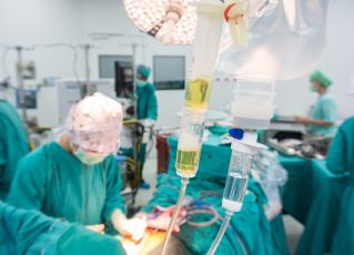 Transplante de medula óssea. Foto: Reprodução