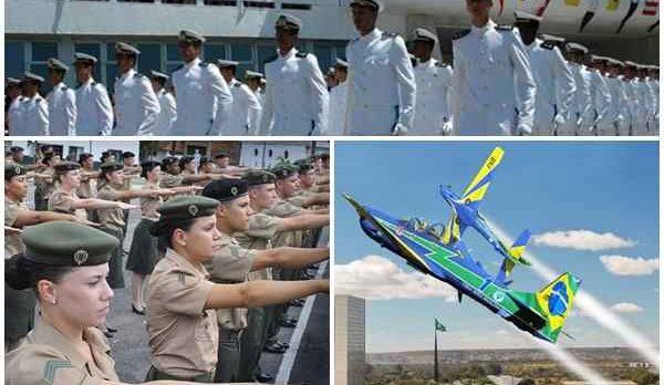 Futuros comandantes do Exército, Marinha e Aeronáutica são anunciados. Foto: Reprodução