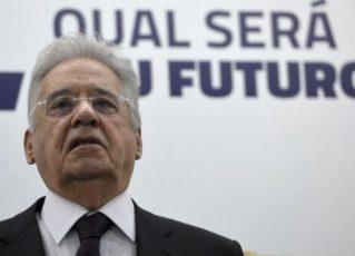 FHC. Foto: Wilson Dias/Agência Brasil