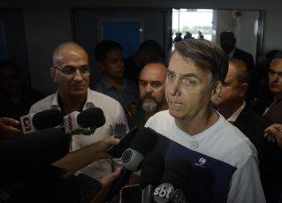 Jair Bolsonaro. Foto: Tomaz Silva - Agência Brasil