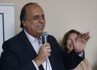 Luiz Fernando Pezão. Foto: Tomaz Silva/Agência Brasil