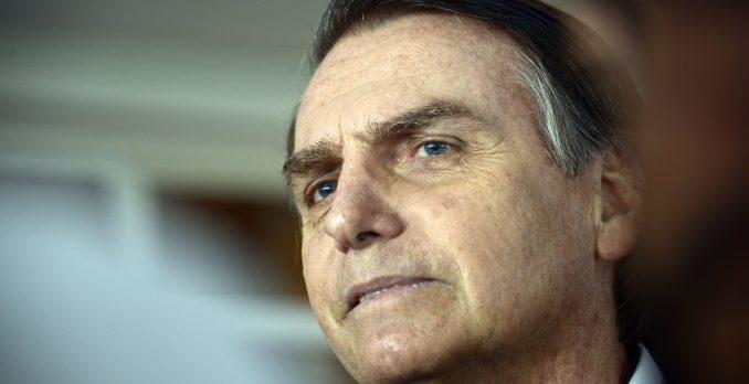 Jair Bolsonaro. Foto: Tânia Rêgo/Agência Brasil