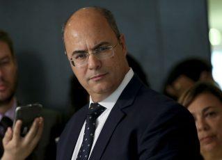 Wilson Witzel. Foto: Wilson Dias/Agência Brasil